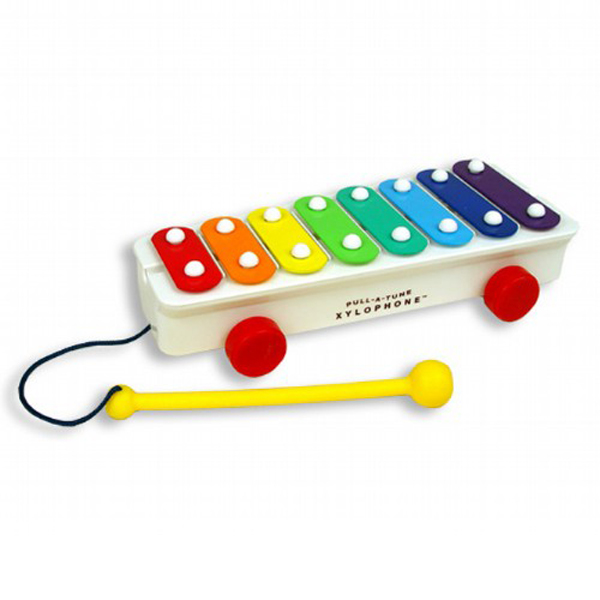 Fisher Price Pull a Tune Xylophone - Fisher Price Gifts