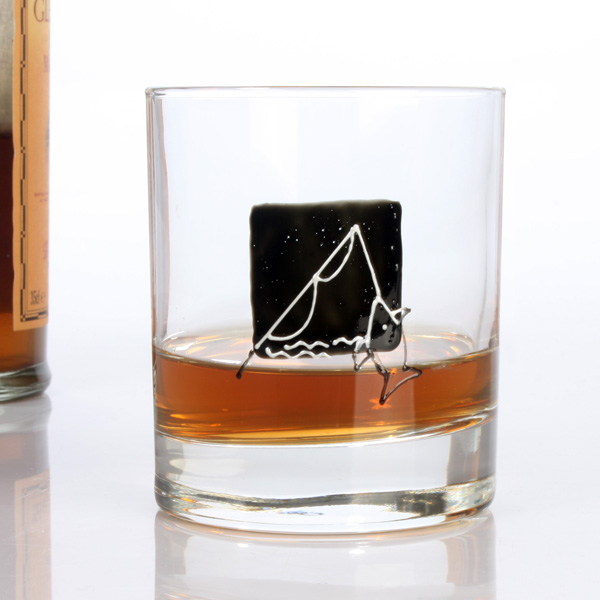 Fishing Whisky Glass - Fishing Gifts