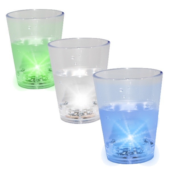 Flashing Shot Glasses - Shot Glasses Gifts