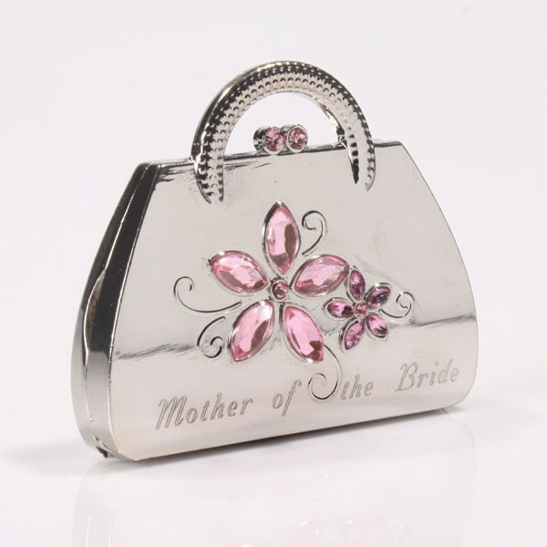 Personalised Mother Of The Bride Compact Mirror - Mirror Gifts