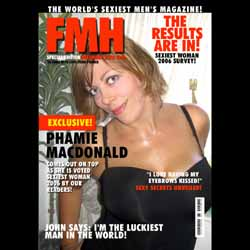 Birthday Magazine Covers FMH
