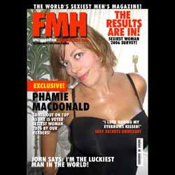 Birthday Magazine Covers FMH