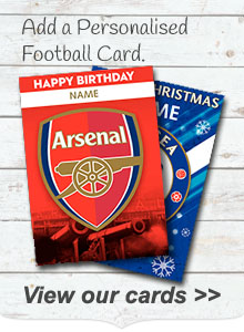 Personalised Football Cards
