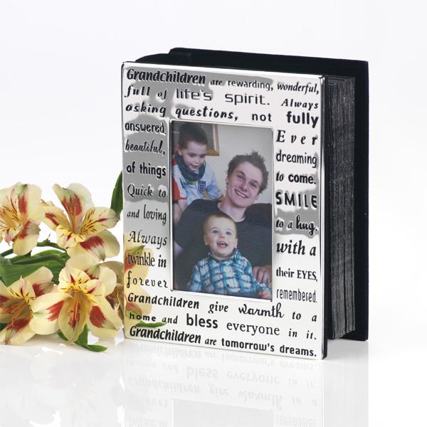 For The Grandparents Photo Album - Photo Album Gifts