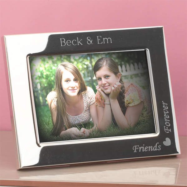 Personalised Friends Forever Frame - Friends Gifts