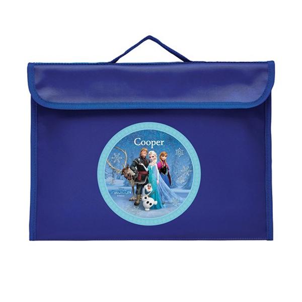 Disney Frozen Library Bag Navy - Disney Frozen Gifts