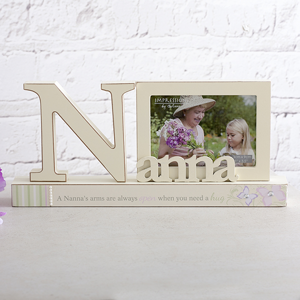 Nanna Mantel Photo Frame