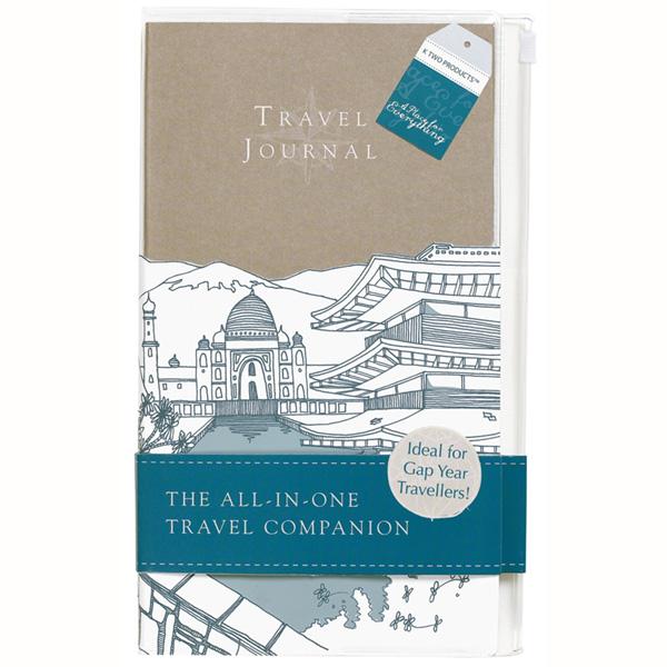 Gap Year Travel Journal - Travel Gifts