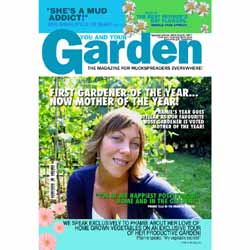 Mothers Day Magazine Gardening