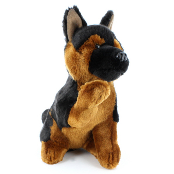 Garfield the German Shepherd