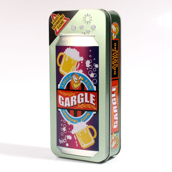 Gargle Drinking Game - Drinking Game Gifts