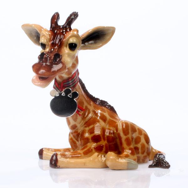 Personalised Giraffe