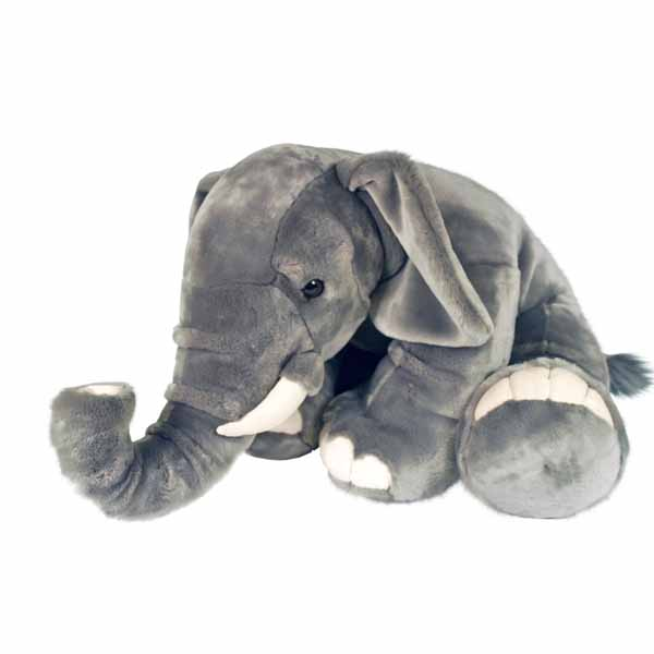 Giant Elephant 110cm Soft Toy - Elephant Gifts