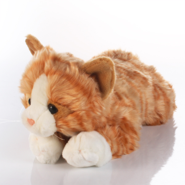 Ginger Cat Soft Toy - Soft Toy Gifts