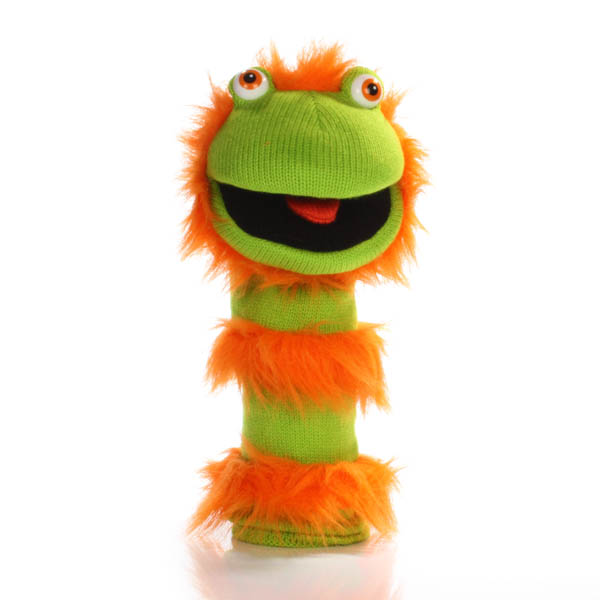 Sockette Puppets - Ginger - Soft Toys Gifts