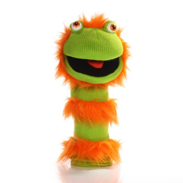Sockette Puppets - Ginger - Ginger Gifts