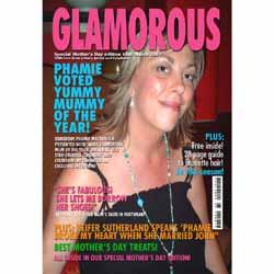 Mothers Day Magazine Glamorous