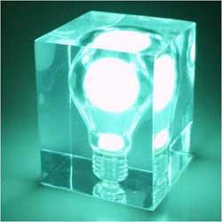 Glow Brick - Green