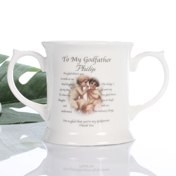 Godparent Loving Cup Godmother - Godmother Gifts