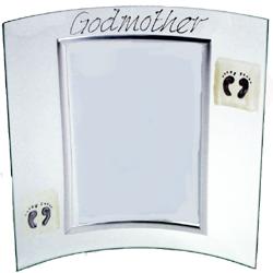 Godmother Glass Photo Frame