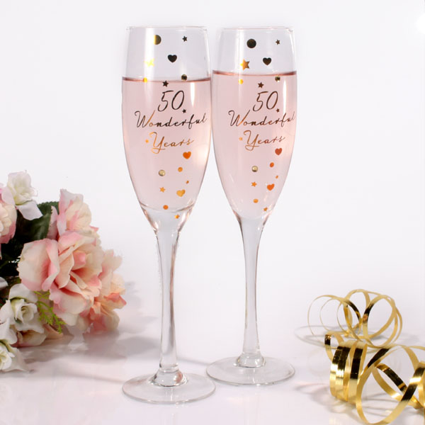 Gift Experiences For Wedding Anniversary : Golden Wedding (50th) Anniversary Present Ideas