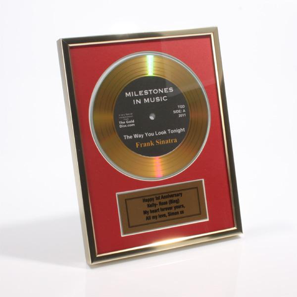gold didi disc