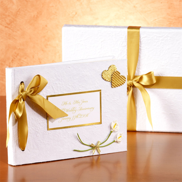 Gift Ideas For Gold Wedding Anniversary