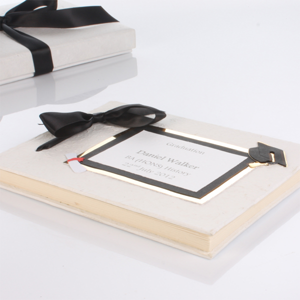 Personalised Handmade Graduation Album - Graduation Gifts