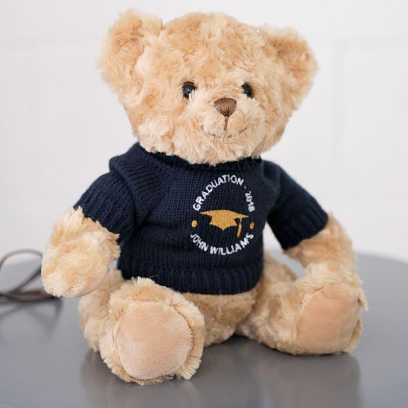 Button Corner Graduation Bear - Graduation Gifts
