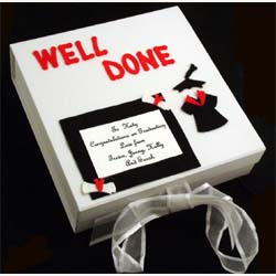Personalised Graduation Memory Box