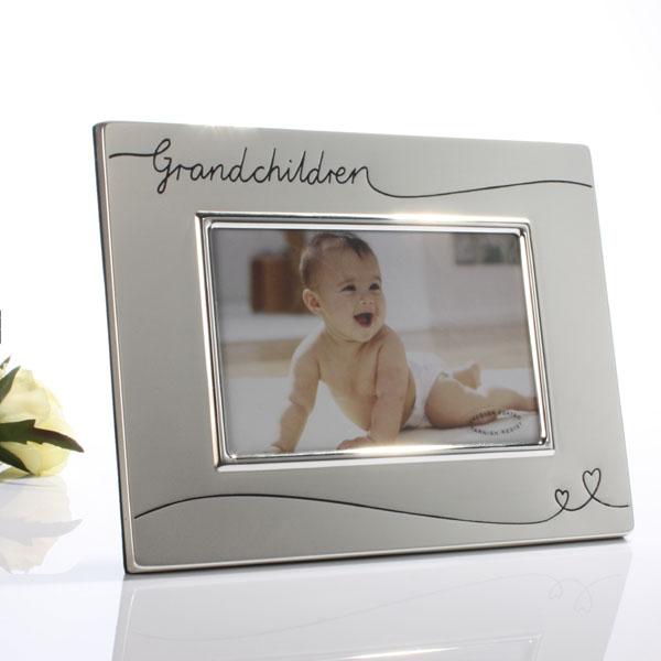 Grandchildren Photo Frame - Grandchildren Gifts