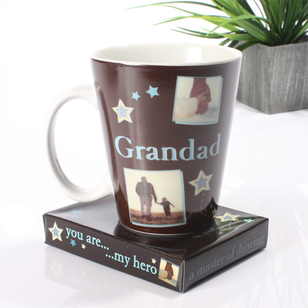 Grandad Picture and Verse Mug - Grandad Gifts