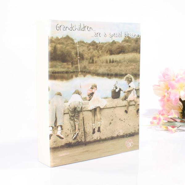 Grandchildren Photo Album - Grandchildren Gifts