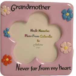 Grandmother Mini Photo Frame