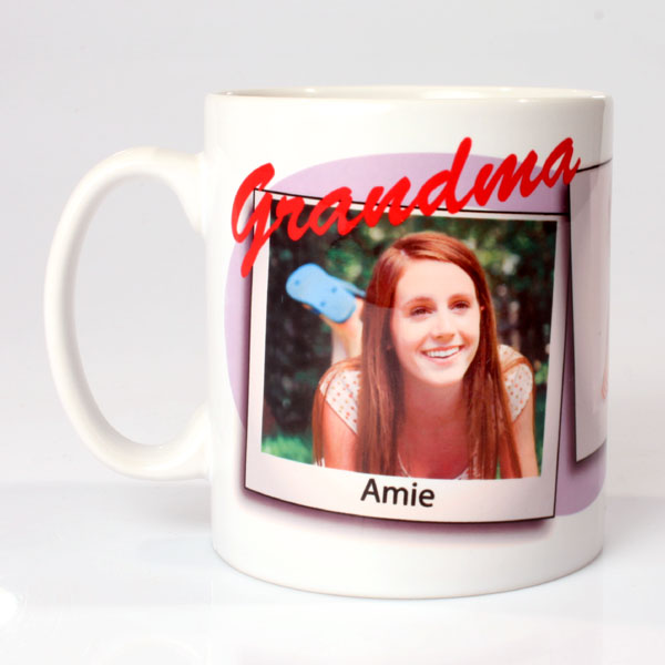 Grandparent Photo Mug