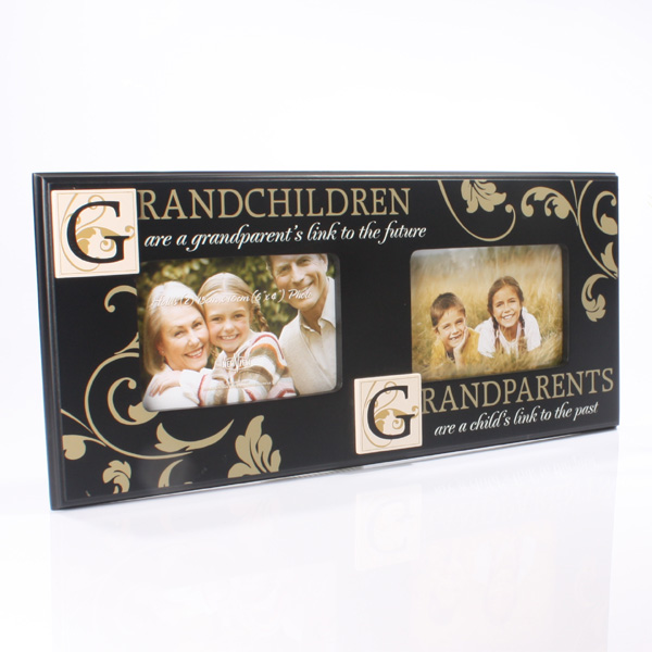 Grandchildren & Grandparents Collage Frame - Grandchildren Gifts