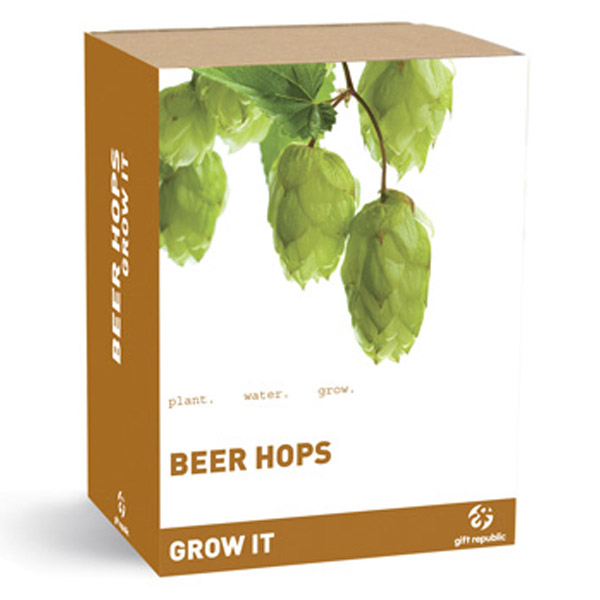Grow Your Own Beer Hops - Grow Your Own Gifts