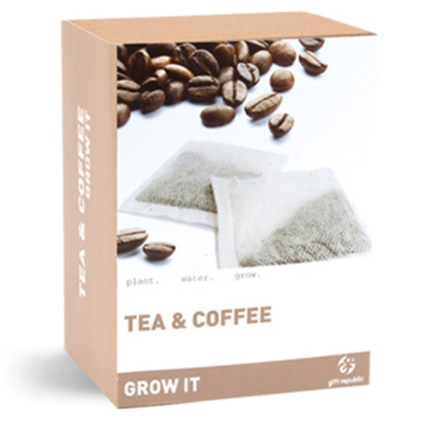 Grow Your Own Tea and Coffee - Grow Your Own Gifts