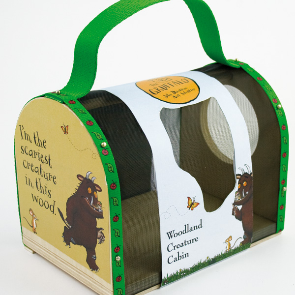 The Gruffalo Woodland Creature Cabin - The Gruffalo Gifts