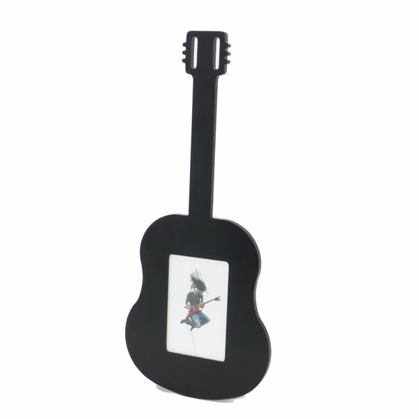 Guitar Photo Frame - Music Gifts