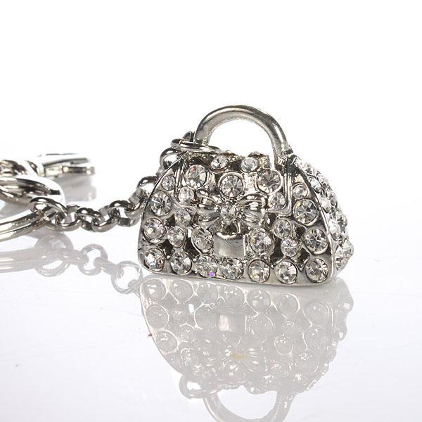 Bling Keyring - Handbag - Bling Gifts