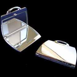 Handbag Shaped Compact Mirror Express