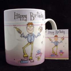 Happy Birthday Occasions Mug