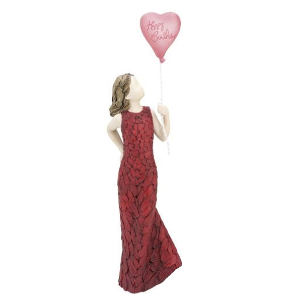 Happy 18th Birthday Figurine - 18th Birthday Gifts