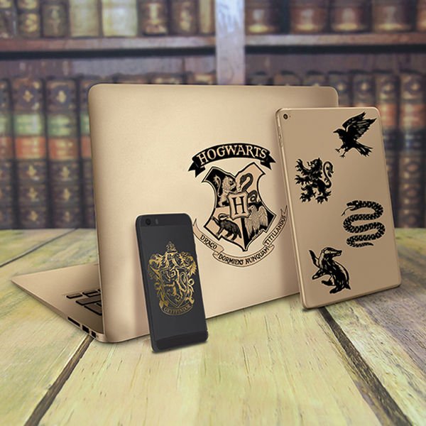 Harry Potter Gadget Decals - Harry Potter Gifts