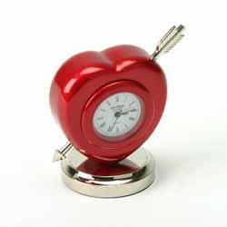 Miniature Heart Clock