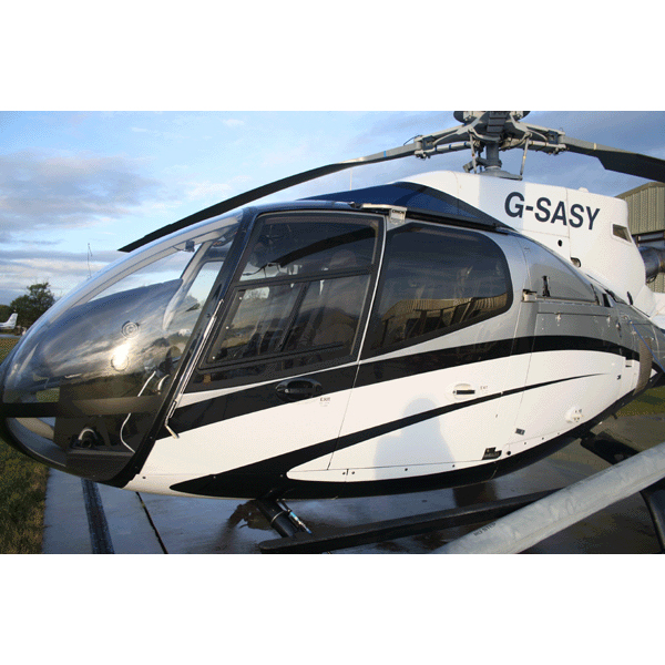 5 Minute Helicopter Buzz Flight For Two Special Offer