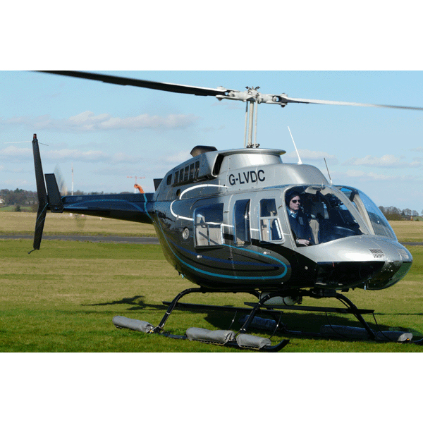 5 Minute Helicopter Buz Flight For One Special Offer