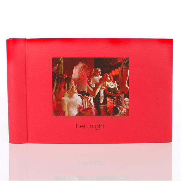 Hen Night Mini Album - Hen Night Gifts
