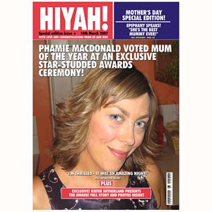 Mothers Day Magazine Hiyah